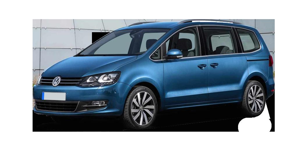 VW Sharan 2.0 TDI 4m DSG